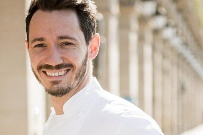 O melhor chef pâtissier de restaurante do mundo!