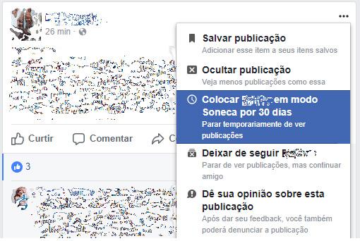 "O modo ""Soneca"" no Facebook"