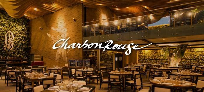 Charbon Rouge: arte e boa gastronomia num só lugar!