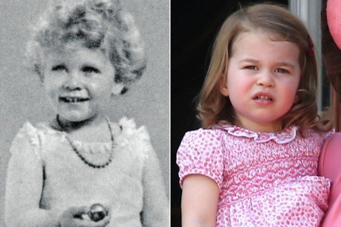 Princesa Charlotte: mini Queen?