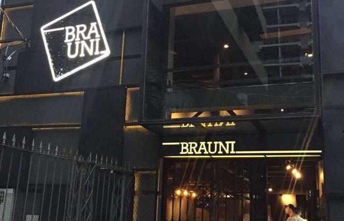 Brauni abre no Jardim Botânico!