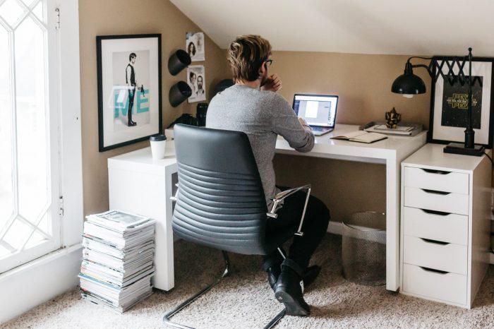 Mais produtivos longe do escritório?