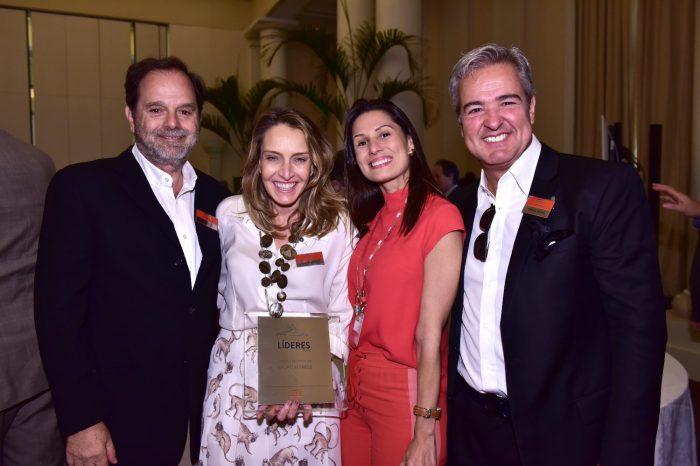 Grupo LIDE reúne e premia empresários no Copa!
