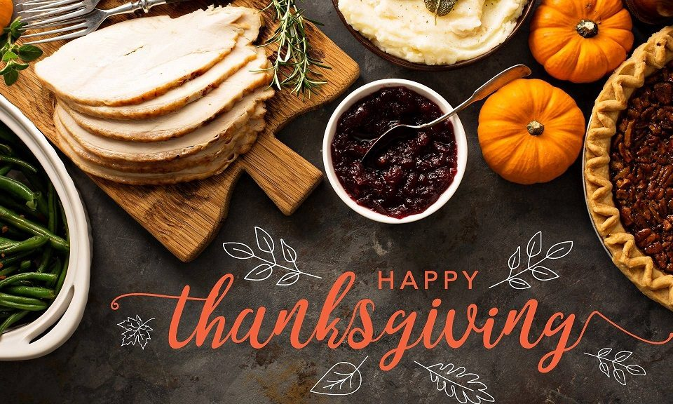 Happy, Happy, Happy Thanksgiving Day!