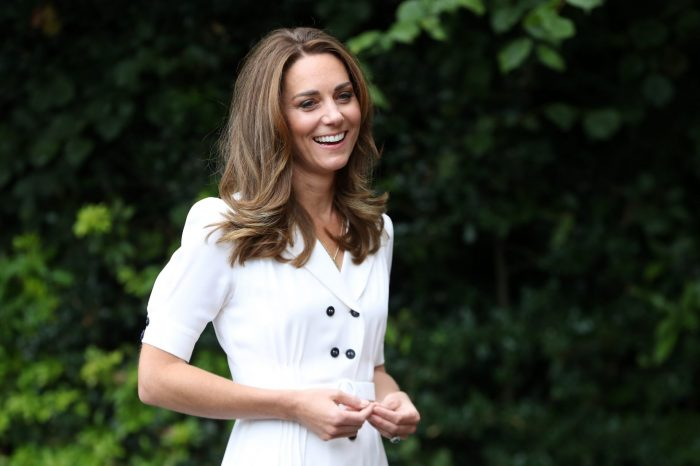 Kate Middleton: usou, esgotou!