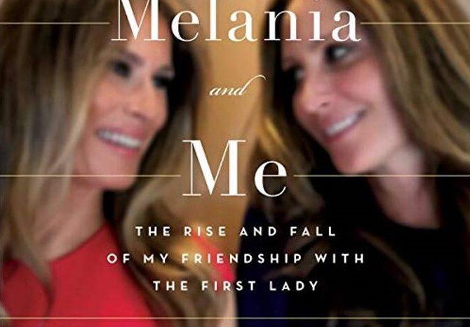 Livro sobre Melania Trump é nitroglicerina pura!