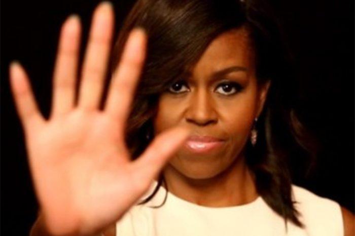 Michelle Obama supera depressão de baixo grau e é incluída no Hall of Fame dos Estados Unidos!