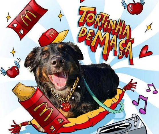 McDonald's rebatiza cães e faz campanha para a adoção deles!
