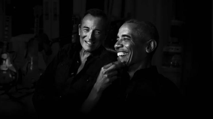Obama e Springsteen: Born in the USA!