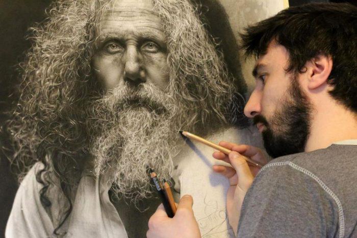 O espetacular Emanuele Dascanio e sua arte hiper-realista!