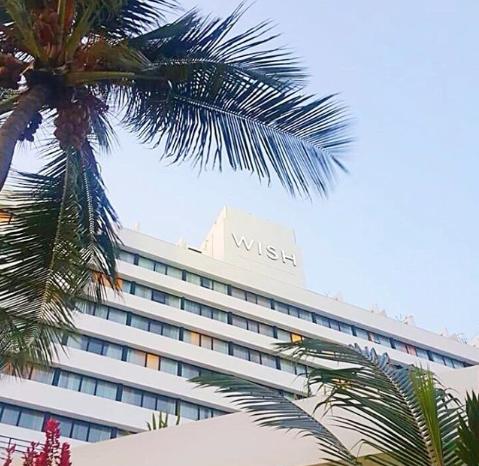 Vixe...Wish Hotel da Bahia!