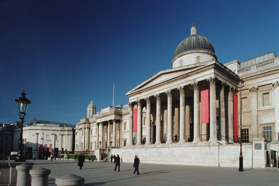 National Gallery reabre suas portas!