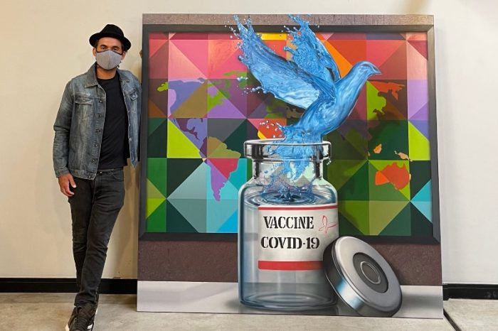 Kobra entra na luta contra a pandemia!