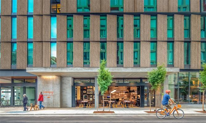 Hilton inaugura novo hotel, com novo conceito, em São Paulo!
