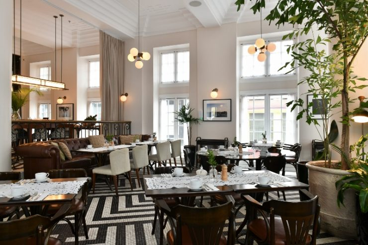 Fera Palace Hotel inaugura novo restaurante em Salvador!