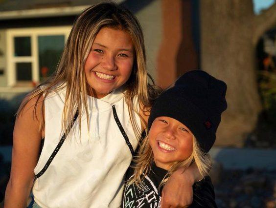 Sky e Ocean, os irmãos Brown movimentam o mundo do skate e do surf!